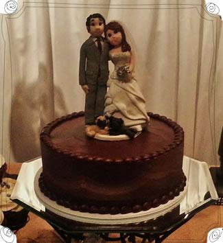Wedding Cakes Iowa City